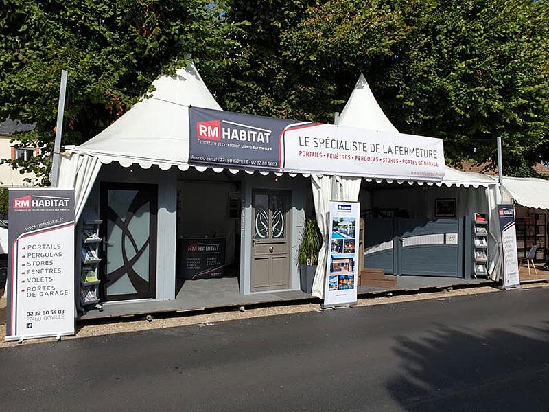 Du 27 au 29 septembre 2019 :  Foire St Michel de Louviers