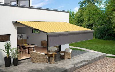 Quelle protection solaire pour votre terrasse ?