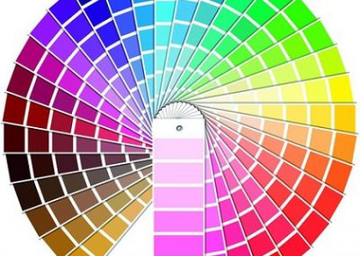 Jouez avec les couleurs