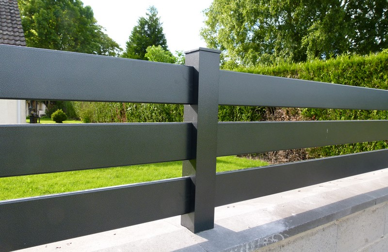 Zenox clôture horizontale
