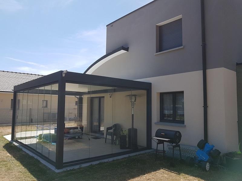 Vente Et Installation De Pergolas Bioclimatiques Rm Habitat