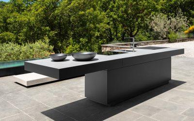 Envie d'installer une cuisine extérieure sur votre terrasse ?